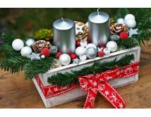 Stroik Świąteczny na Boże Narodzenie