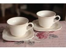 Komplet kawowy - Amelie - dla dwojga