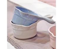 Ceramiczny rondelek z uchwytem - Blue Sky