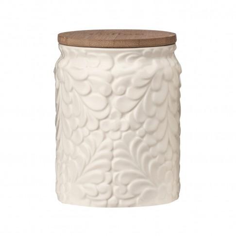 Pojemnik ceramiczny - Tea