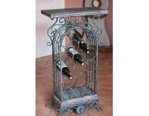 Stojak na wino Antique Provence
